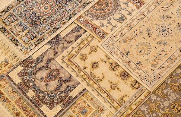تاریخچه فرش ماشینی کاشان